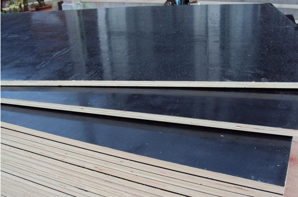 black film faced plywood price up